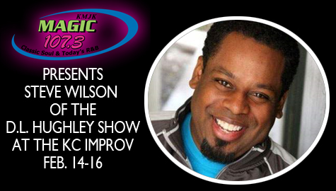 Magic 107.3 presents Steve Wilson at the KC Improv!