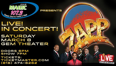 Magic 107.3 presents Zapp Band!