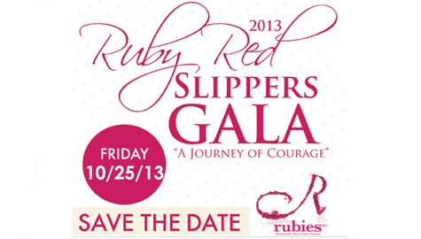 Join Magic 107.3 at the Ruby Red Slipper Gala!