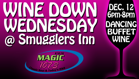 Wine Down Wednesday at Smugglers Inn