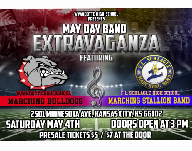 May Day Band Extravaganza