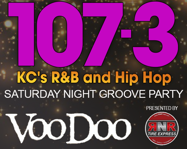The 107.3 Saturday Night Groove Party
