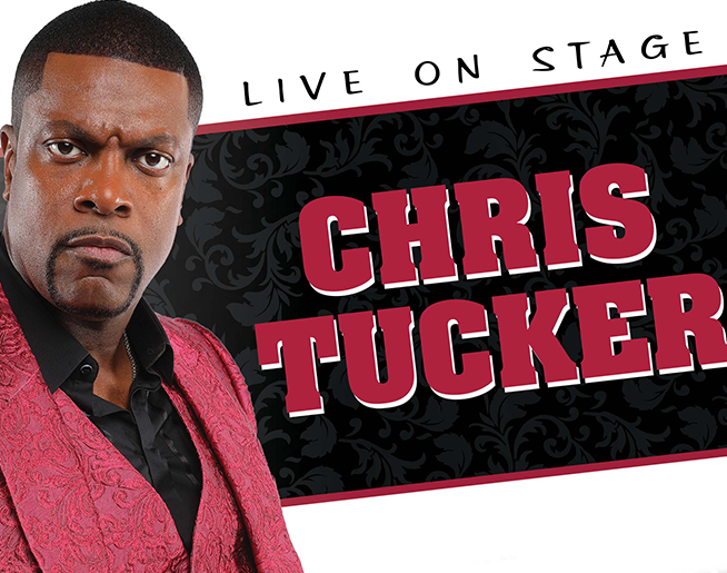 Chris Tucker coming to the Uptown on Friday, December 27th