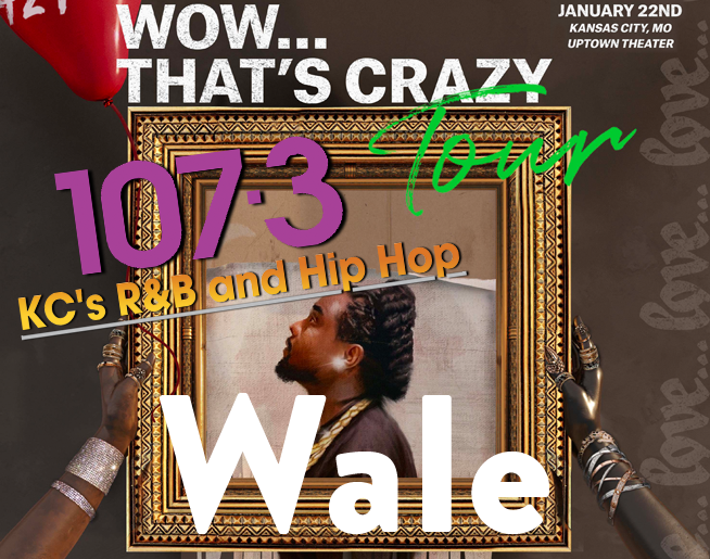 WALE – WOW That's Crazy Tour
