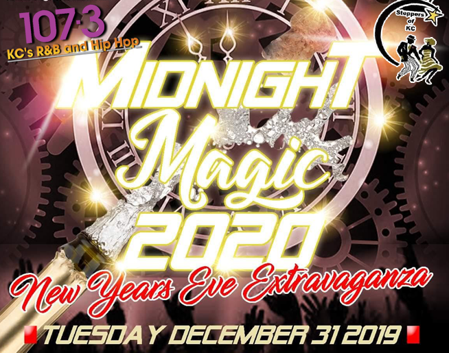 Midnight Magic 2020 NYE Party