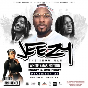 Jeezy The Snowman – White Christmas Edition
