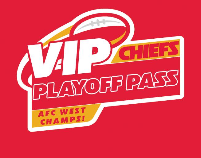 CHIEFS VIP PLAYOFF PASS CONTEST