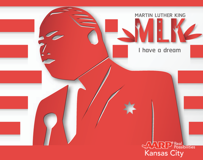 Celebrate MLK Day with AARP and 107-3