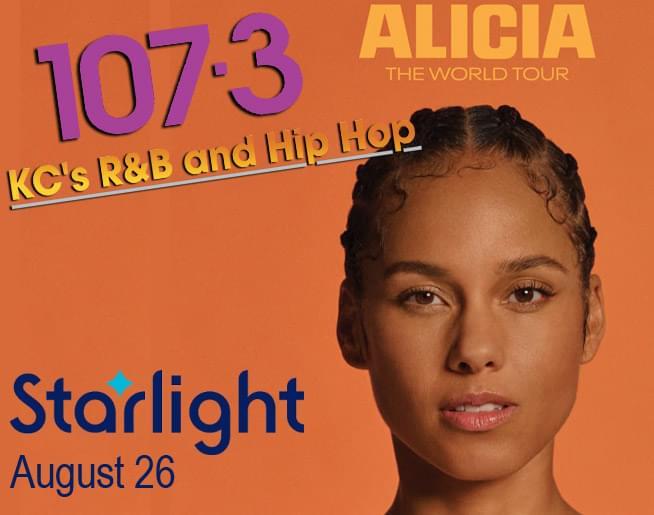 Alicia Keys // POSTPONED @ Starlight Theatre