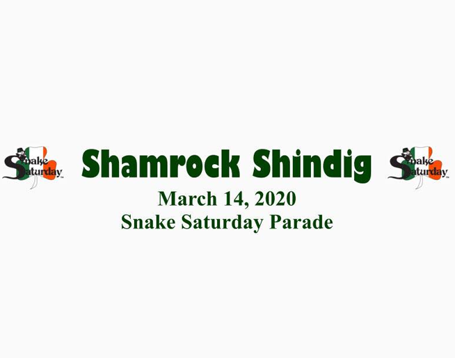 2020 Snake Saturday Parade!