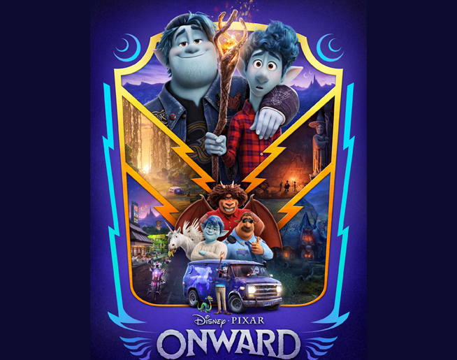 Listen to win passes to Onward!