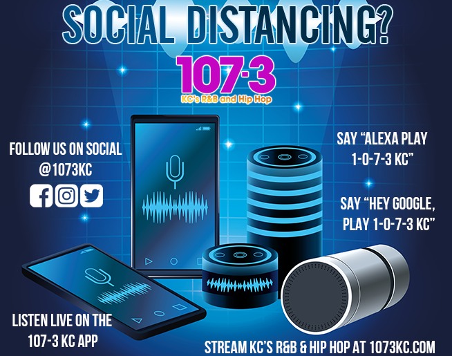 Social Distancing? Stay Connected!