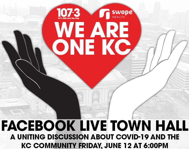 We Are ONE KC COVID-19 Virtual Town Hall