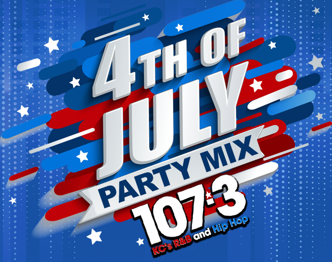 107-3 4th of July Party MIX