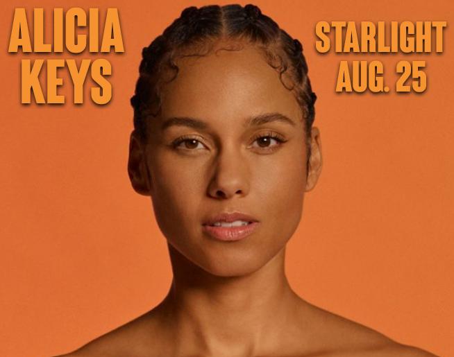 Alicia Keys // 8.25.21 @ Starlight