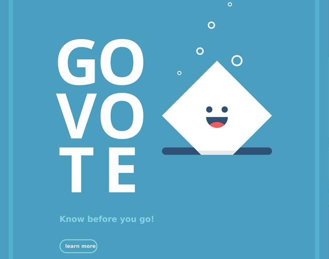 Go vote - promo reel