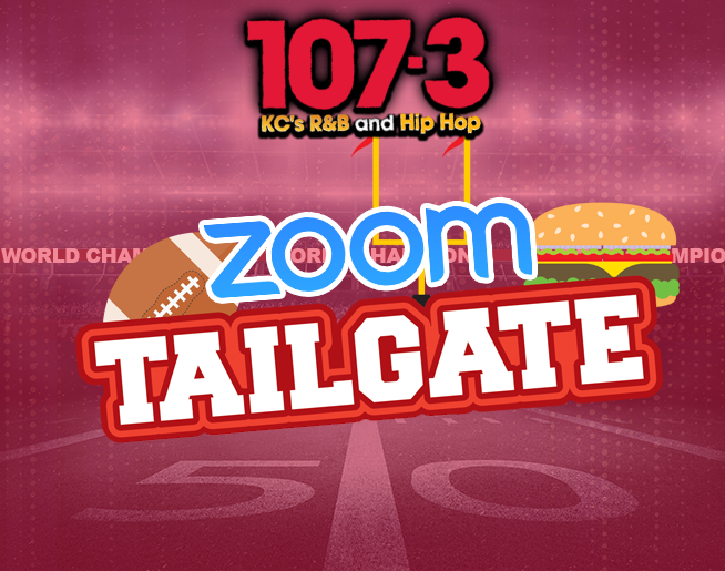 107-3 Zoom Playoff Tailgate Party