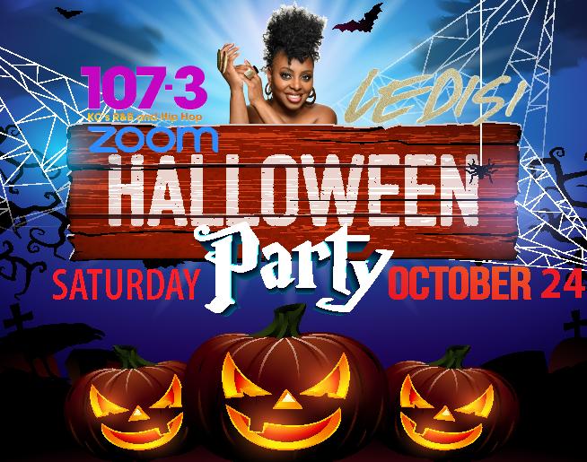 Halloween Zoom Party