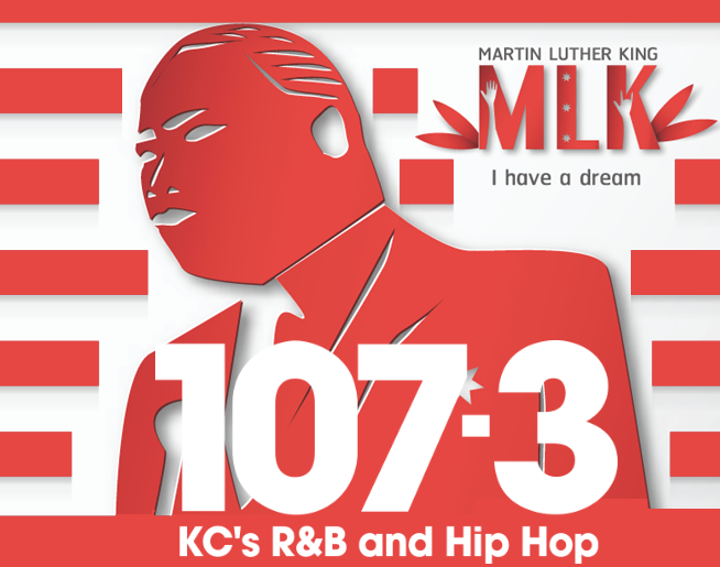 Celebrate MLK Day with 107-3