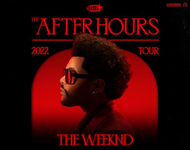 The Weeknd // 2.19.22 // T-Mobile Center