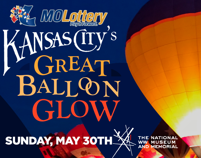 Kansas City's Great Balloon Glow // 5.30 // National WWI Museum & Memorial