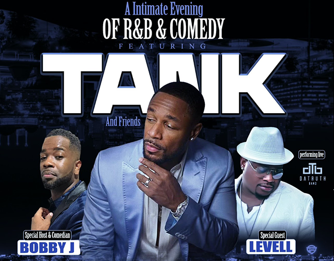 Tank LIVE at the Uptown