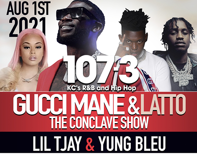 The Conclave – Gucci Mane – Aug 1st