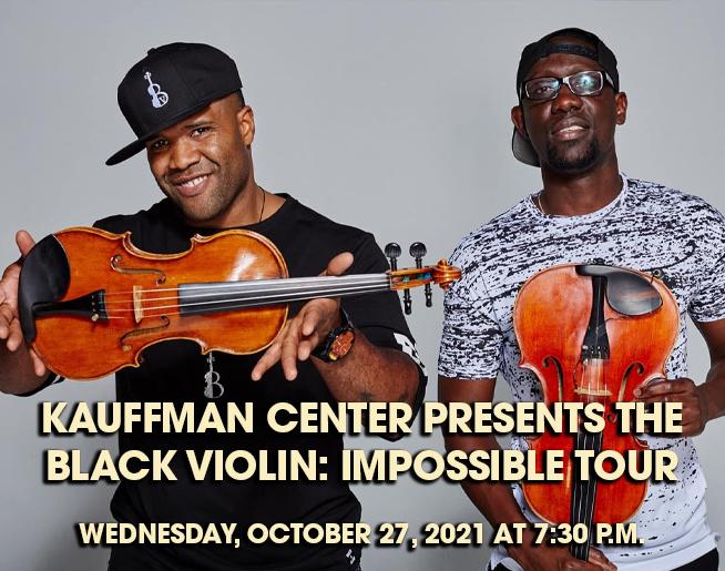 Black Violin 10-27-21 Promo