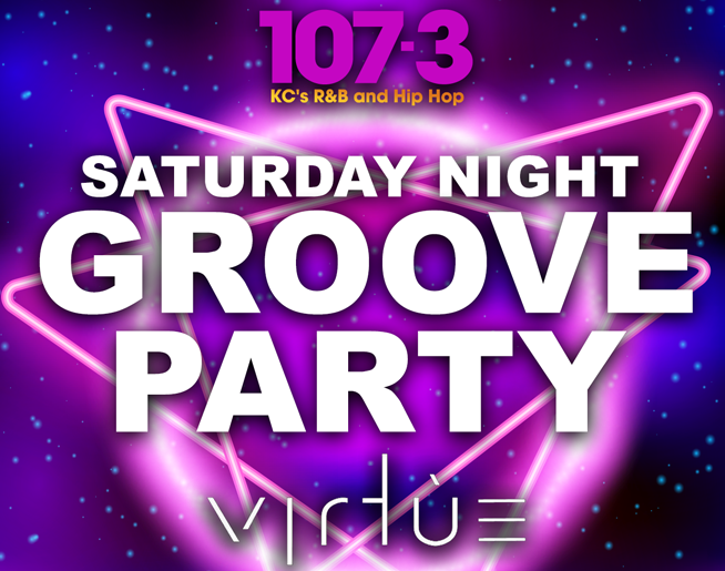 Saturday Night Groove Party // 1st Saturday of Every Month // Virtue Night Club