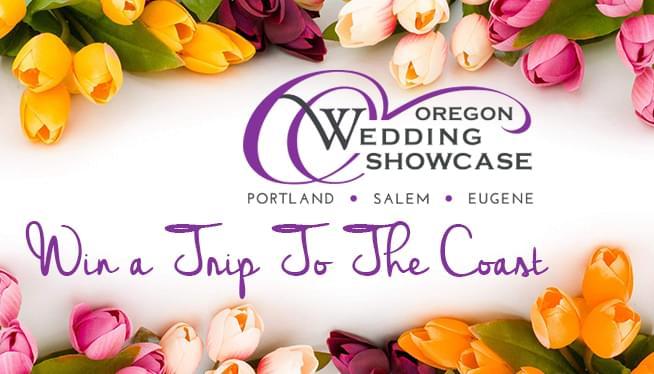Oregon Wedding Showcase Giveaway
