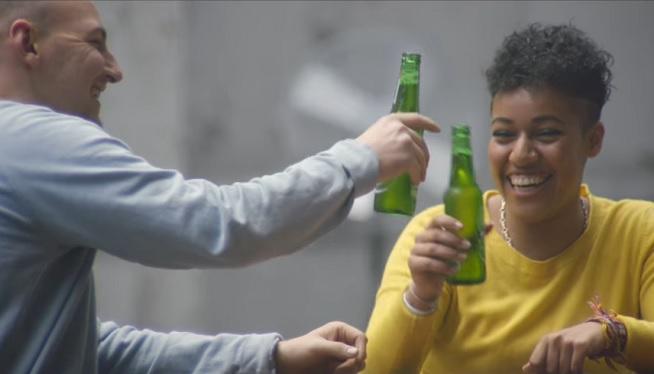 Heineken Corrects Pepsi's Mistake