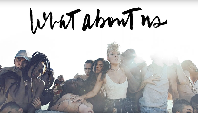 """New Music: P!nk """"What About US"""""""