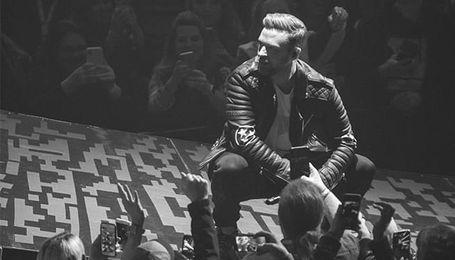 Justin Timberlake Rocks Portland
