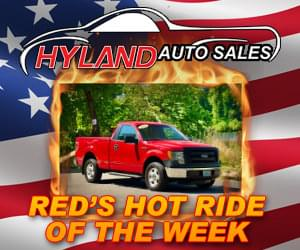 Red's Hot Ride of the Week – 8/3