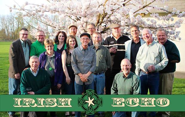 The Irish Echo returns for a St. Patrick's Day Virtual Concert  March 12th – 20th!