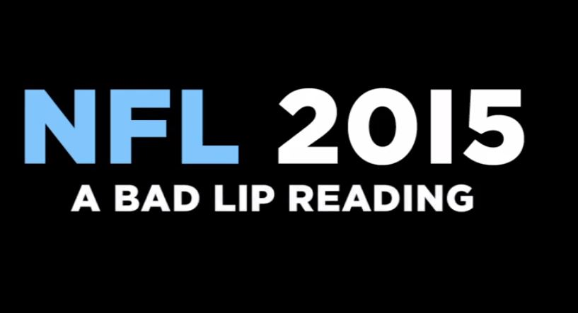 2015 Edition of Bad Lip Reading! AWESOME!
