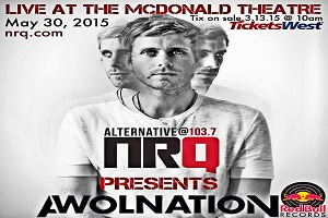 AWOLNATION  – RUN Tour