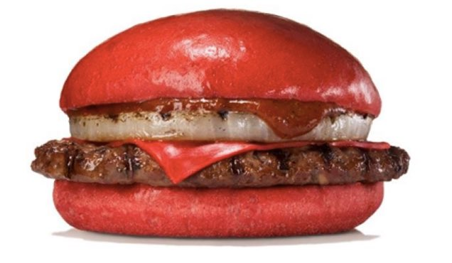 Burger King Japan is seeing red with this new Burger