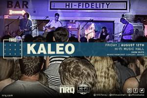 #USEETHEMFIRST – KALEO SHOW SHOTS + MEET & GREET