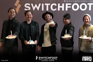 SWITCHFOOT'S SOUNDCHECK PARTY