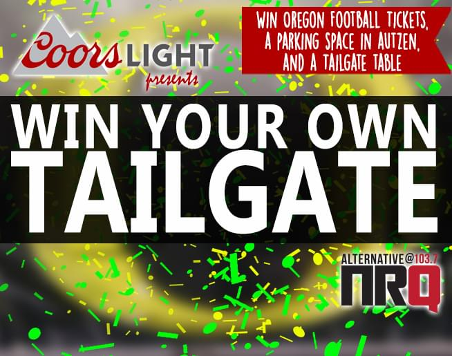 Win Your Own Tailgate