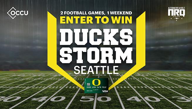 Help The Ducks Storm Seattle!