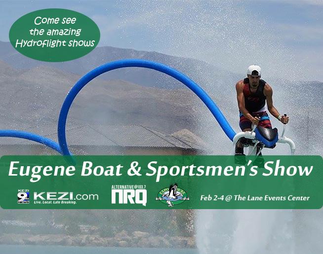 Eugene Boat & Sportsmen's Show 2018