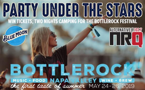PARTY UNDER THE STARS WITH BLUE MOON AND NRQ