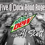 The Five O'Clock Road Rage