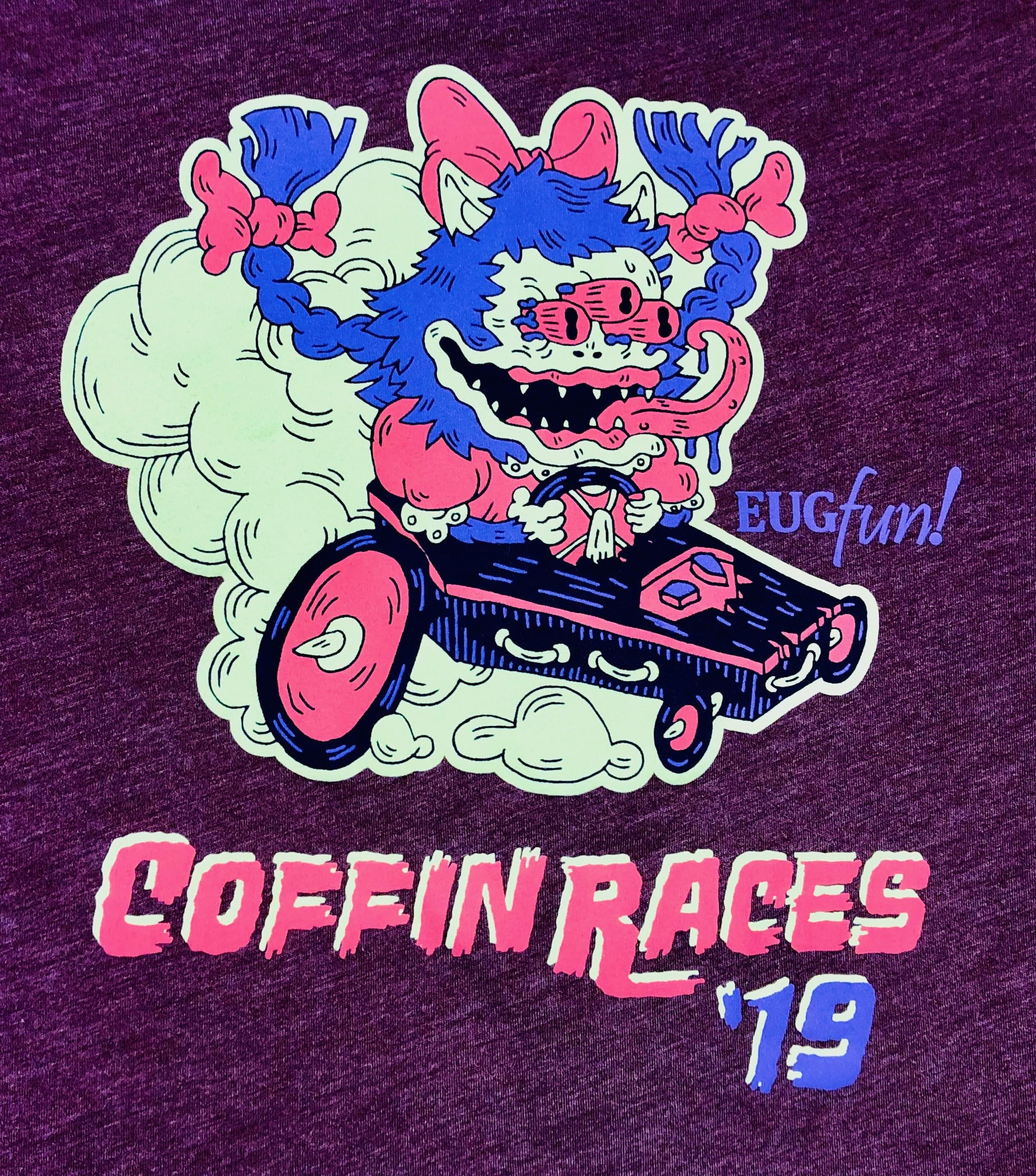 Coffin Races