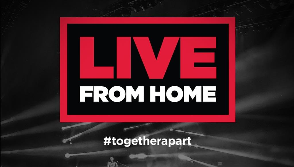 Live Nation Live from Home