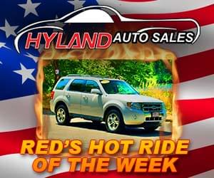 Red's Hot Ride of the Week – 8/10