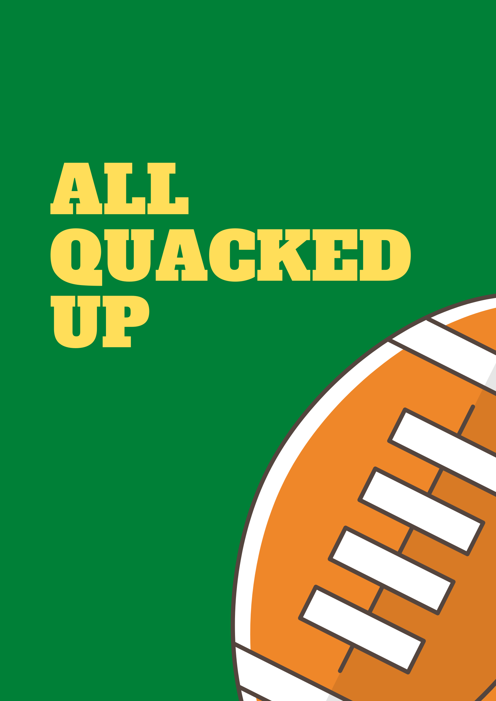 All Quacked Up! Presented by Coors Light! Web Contest
