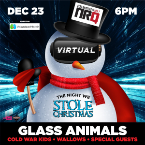 The Virtual Night We Stole Christmas